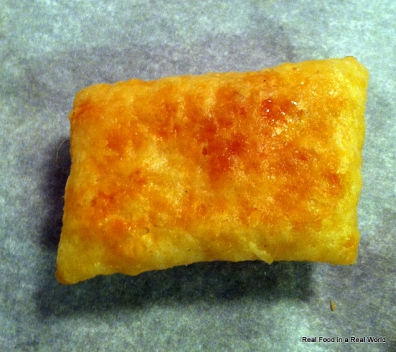 Easy Cheesy Crackers (Cheez It Imposters) realfoodinarealworld.com