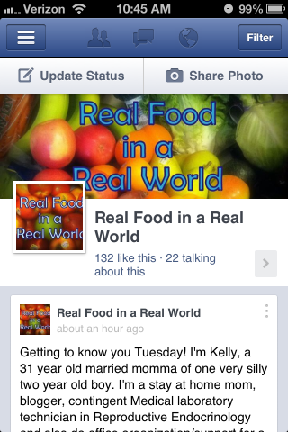 Finding Time for Real Food realfoodinarealworld.com