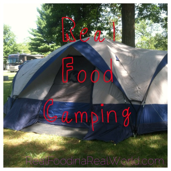 Real Food Camping realfoodinarealworld.com